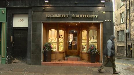 Robert Anthony store