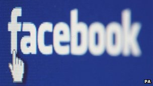 Facebook logo generic