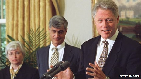 Janet Yellen, man, Bill Clinton
