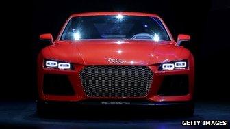 Audi at CES