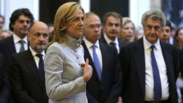 Infanta Cristina (front)