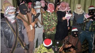 Gunmen declare Military Council of Fallujah (06/01/14)