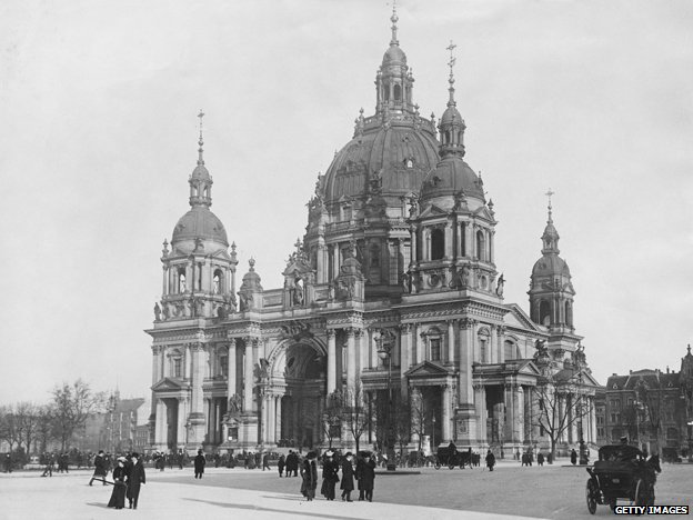 Berliner Dom (c) Getty Images