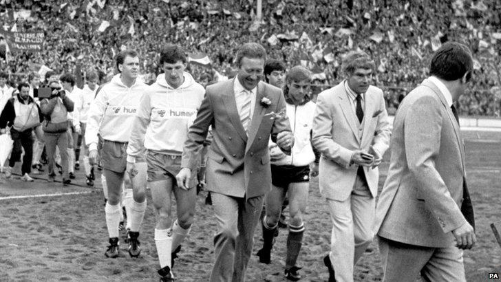 Sunderland v Norwich 1985