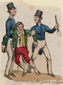 19th Century drunk