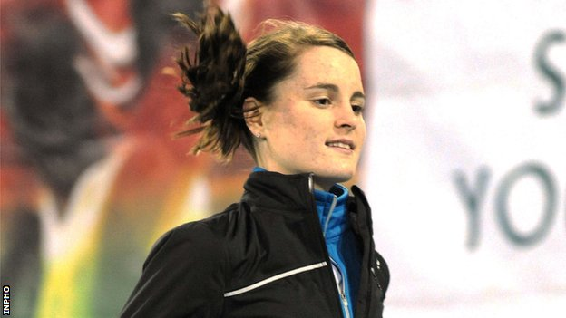 Ciara Mageean won a World Junior 1500m silver medal in 2010