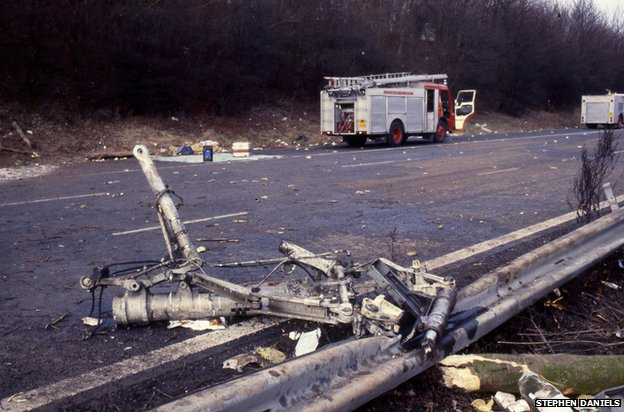 british midlands kegworth air disaster Read the latest central stories, why did british midland plane crash on the   service was held to mark 25 years since the kegworth air disaster,.