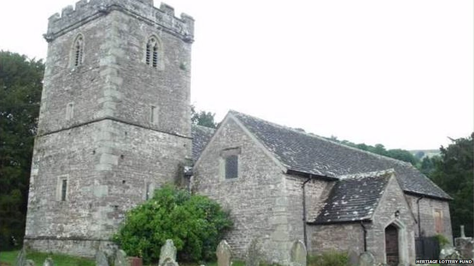 Churches In Wales Receive Heritage Lottery Fund Grants