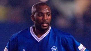 Former Birmingham City defender Michael Johnson