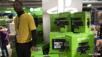 Xbox One and PS4s for sale