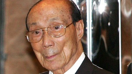 Run Run Shaw is widely respected across mainland China and Hong Kong