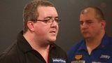Stephen Bunting beat Jim Widmayer in the first round