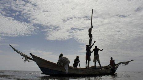 Kenyan women fight sex-for-fish trade