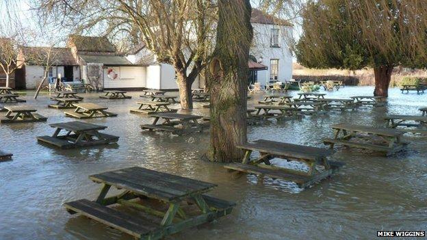 Isis Farmhouse near Iffley Lock