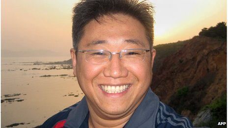 Kenneth Bae (file image)