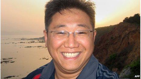 Kenneth Bae (file image)