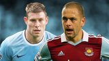 James Milner, Joe Cole
