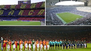 Stadiums composite