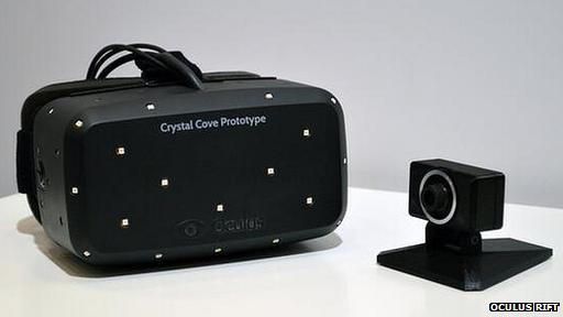 Crystal Cove headset