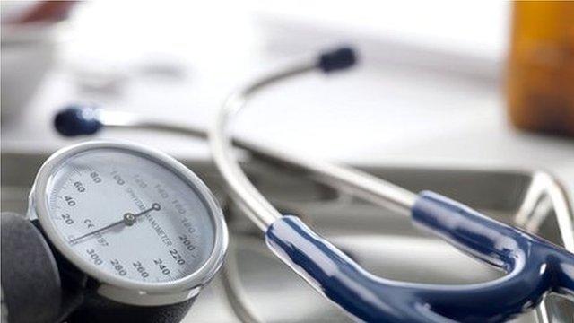 Doctors' equipment