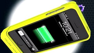 Taser phone case