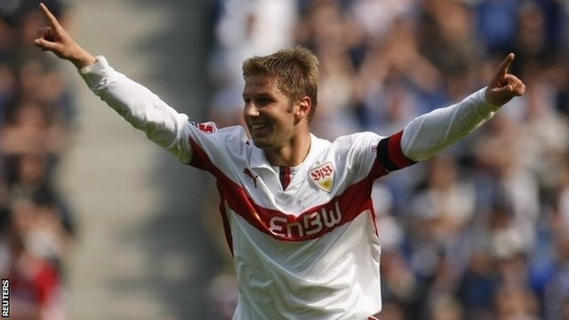 Former football Thomas Hitzlsperger