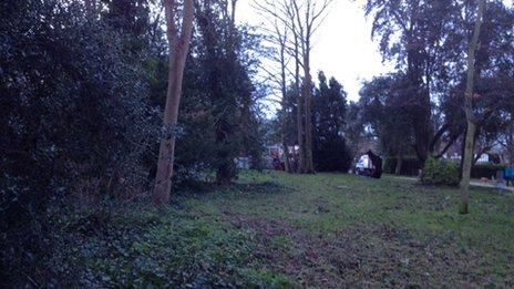 Druitt Gardens