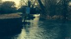 Bablock-Hythe flood