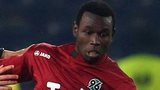 Hannover 96 striker Mama Diouf