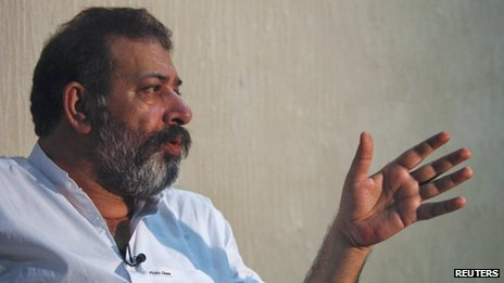 Pakistan's Crime Investigation Department (CID) Chief Chaudhry Aslam