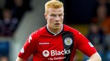 St Mirren's Conor Newton