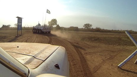 UN convoy to bring food in Bentiu