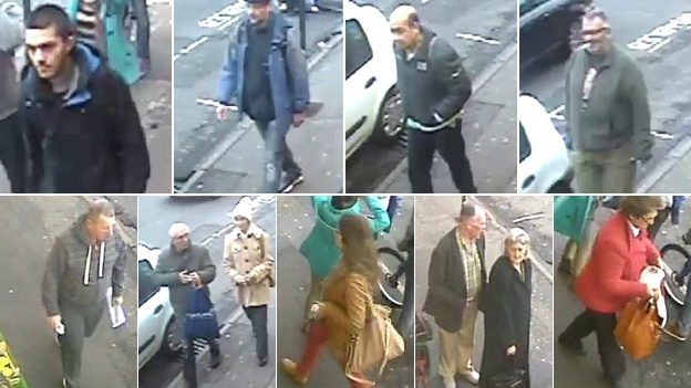 CCTV of potential fatal attack witnesses
