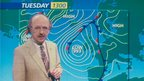 Michael Fish in 1985.