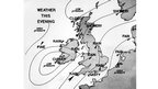 Weather graphics to be inaugurated in July 1949