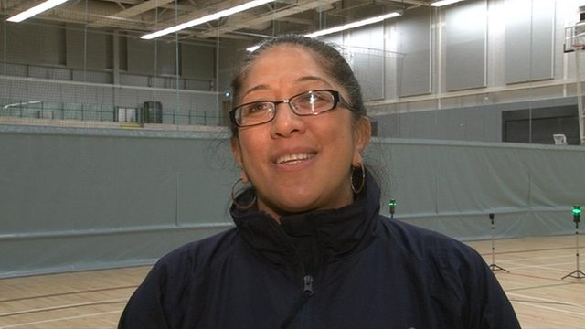 Interview - Scotland netball head coach Gail Parata