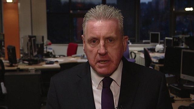 Vernon Coaker MP