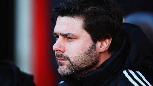 Southampton manager Mauricio Pochettino