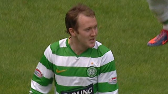 Archive - McGeady in scoring action for Celtic