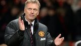 David Moyes Manchester United v Swansea