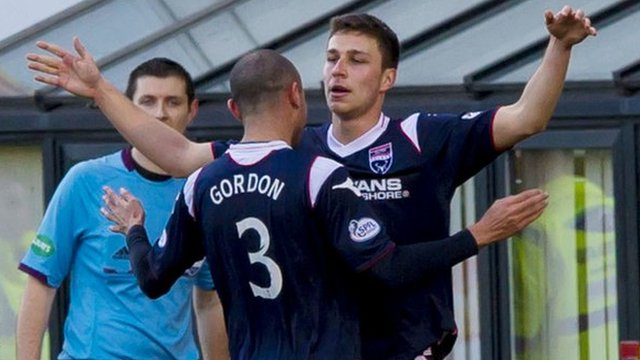 Highlights - Partick Thistle 3-3 Ross County