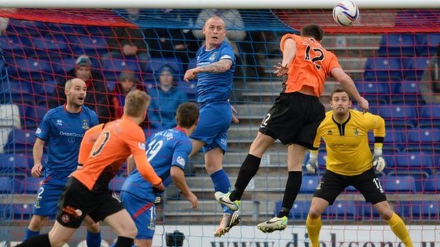 Highlights - Inverness CT 1-1 Dundee United