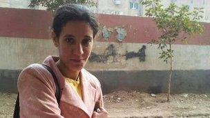 Mervet, 30, housewife in Cairo