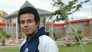 Mostafa Fouad, 23, lawyer in Cairo