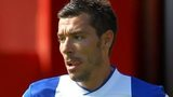 Birmingham City midfielder Darren Ambrose