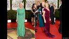 Helen Mirren and Jessica Lange