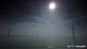 Offshore wind farm generic