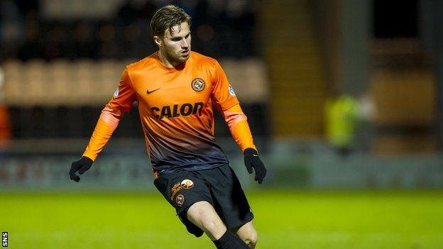 Former Dundee United striker David Goodwillie