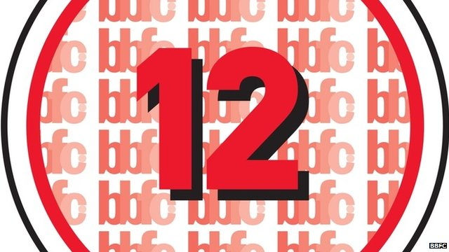 BBFC 12 certificate