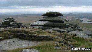 Bodmin Moor Pic: Paula Flynn